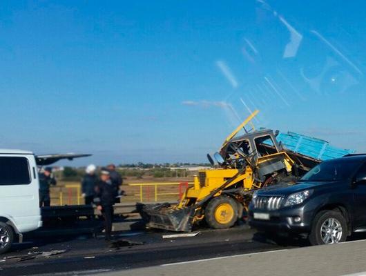 Наобъездной Белгорода произошла смертельная авария