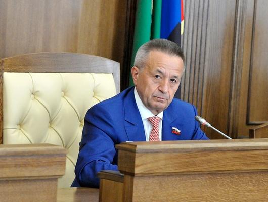 Василий Потрясаев возглавил реготделение Российского военно-исторического общества