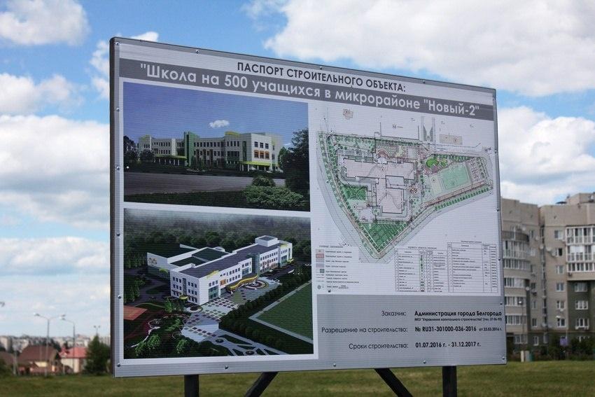 Что нам стоит всё построить. Власти Белгорода определились, какие объекты построят до 2025 года