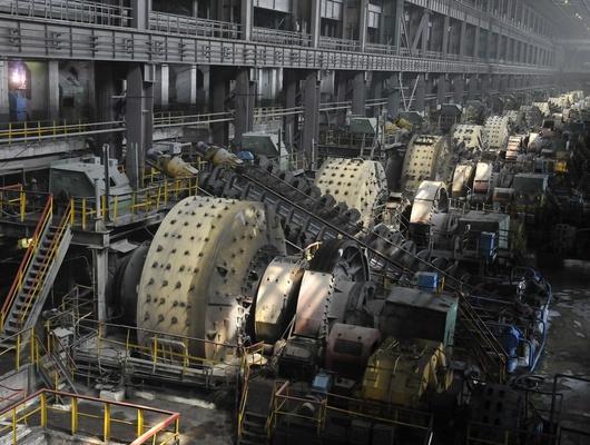 Лебединский ГОК выпустил 700-миллионную тонну железорудного концентрата*