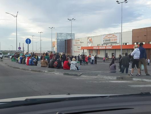 ВБелгороде задержали подозреваемого вложном вызове спецслужб вСити Молл