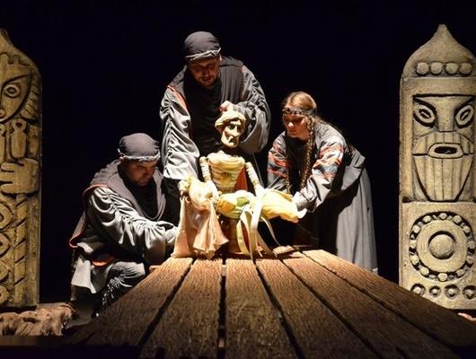 Белгородский кукольный театр попал в проект «Театры – детям»