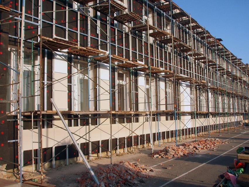 ВКрасной Яруге строят детсад на154места иреконструируют школу