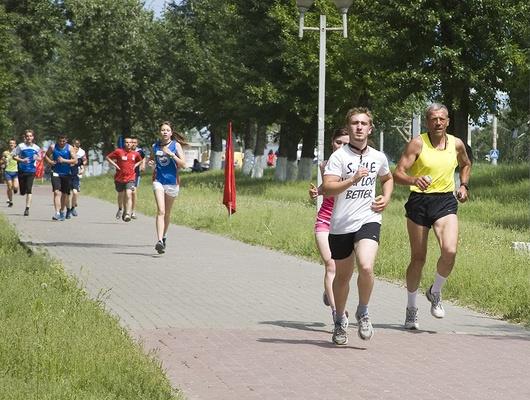 Белгородская область на14-мместе встране поприверженности населения ЗОЖ