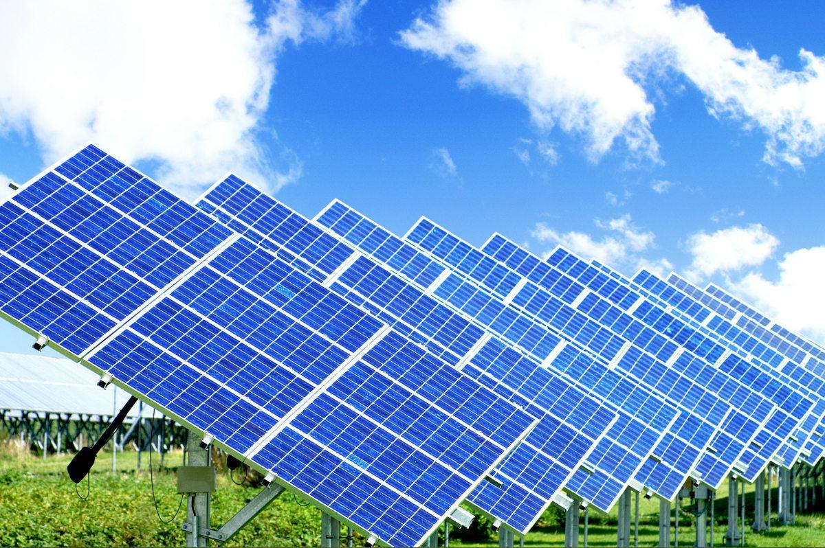 Солнечные модули для создания электричества