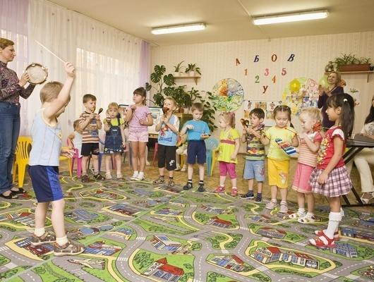 ВБелгородской области 2848 детей стоят вочереди вдетсады