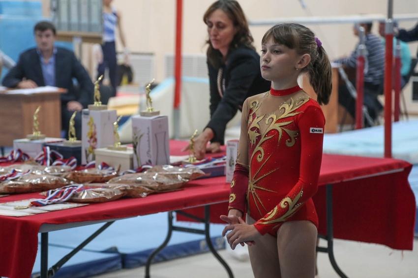 Белгородские гимнасты завоевали почти всё золото натурнире памяти Пилкина