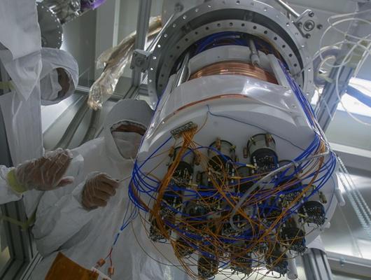 Какбелгородские учёные участвуют впоиске тёмной материи