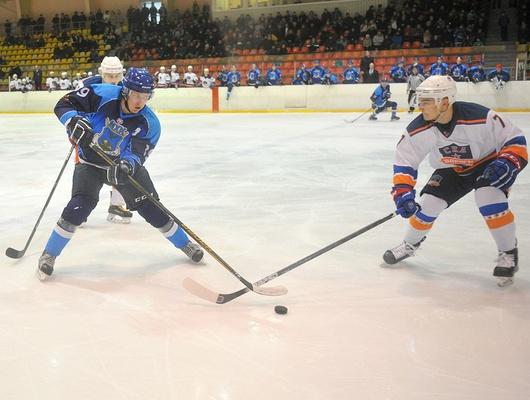 Белгородские хоккеисты обменялись победами со«СКА-Варягами»