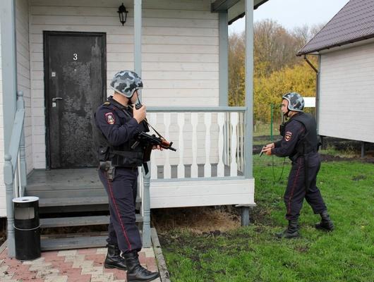 ВБелгороде впервые прошёл конкурс профмастерства вневедомственной охраны