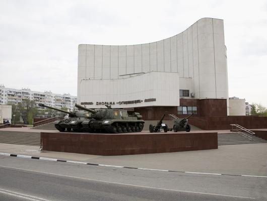 4ноября вБелгороде перекроют движение возле диорамы идрамтеатра