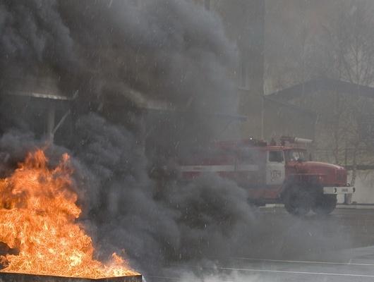 Задевять месяцев припожарах погибли 45белгородцев