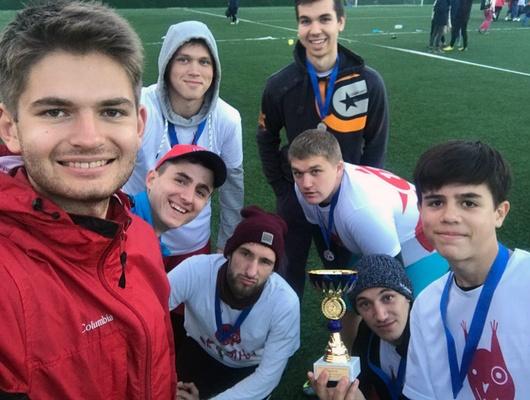 Белгородцы взяли серебро навсероссийском турнире поалтимат фрисби