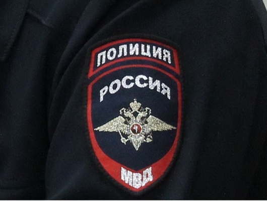Полиция потеряла автомобиль жителя Белгородской области