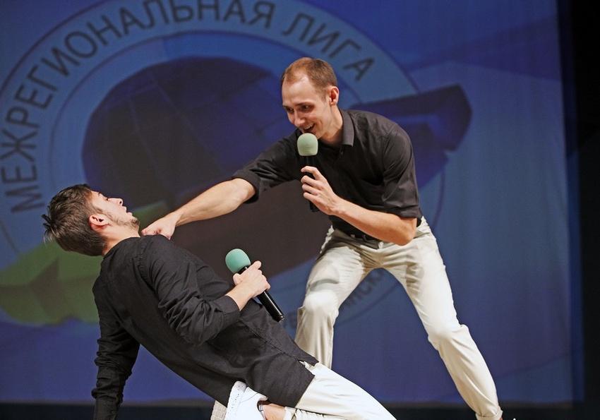 Впервом полуфинале «Слобожанки» победила СборнаяМАИ