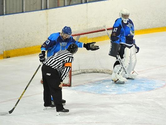 Белгородские хоккеисты привезли 4очка изЛипецка
