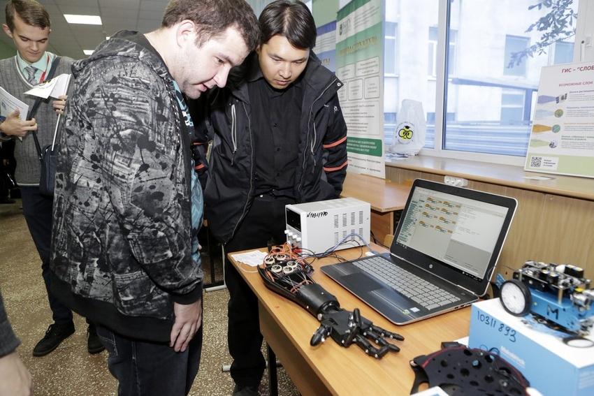 ВБелгороде стартовал Vфестиваль науки