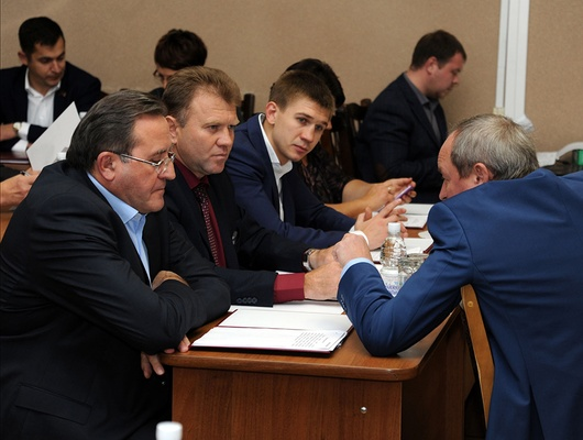 ВСтаром Осколе увеличили штат аппарата Совета депутатов