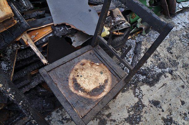 11 сгоревших садовых домиков за 11 месяцев. Поджоги или старая электропроводка?