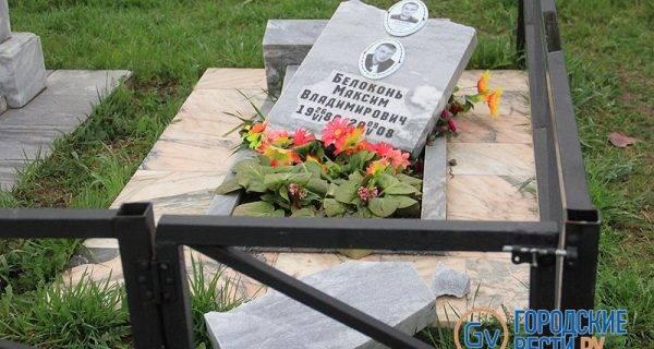 На Билимбаевском кладбище снова устроили погром