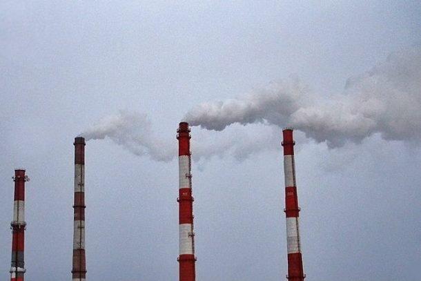 В воздухе Первоуральска превышены показатели загрязняющих веществ