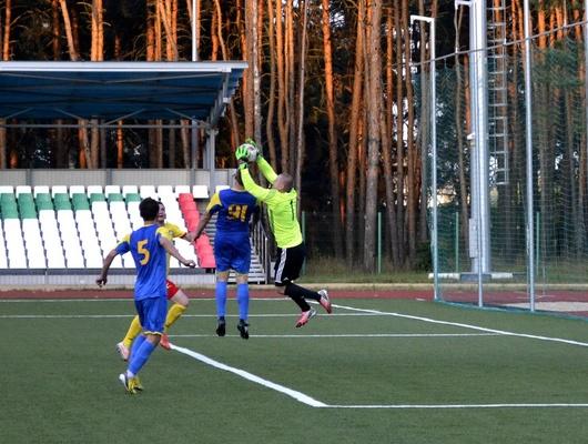Чемпионом Белгородской области пофутболу снова стала алексеевская «Слобода»