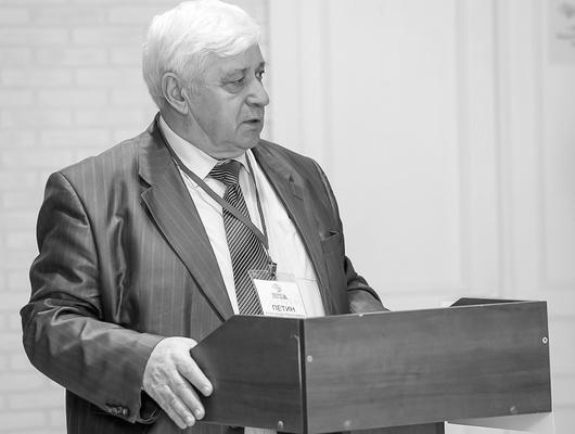 Умер декан Белгородского госуниверситета Александр Петин