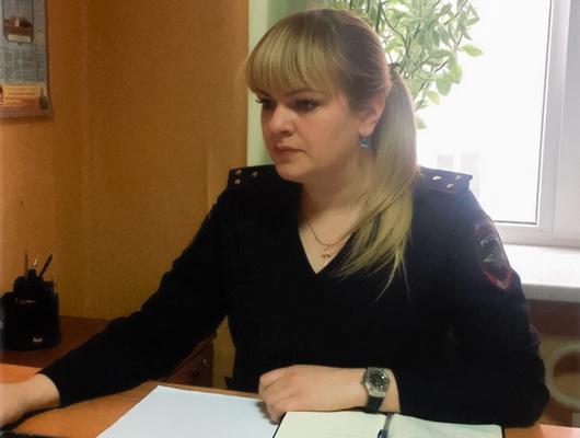 Женщина-участковый изБелгорода вышла вфинал всероссийского конкурса