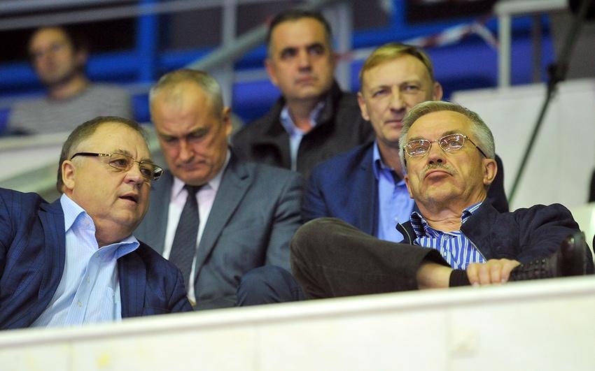 «Белогорье» втрёх партиях победило «Ярославич»
