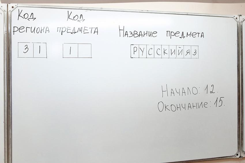 Почему белгородские девятиклассники ужесдают пробныеОГЭ?
