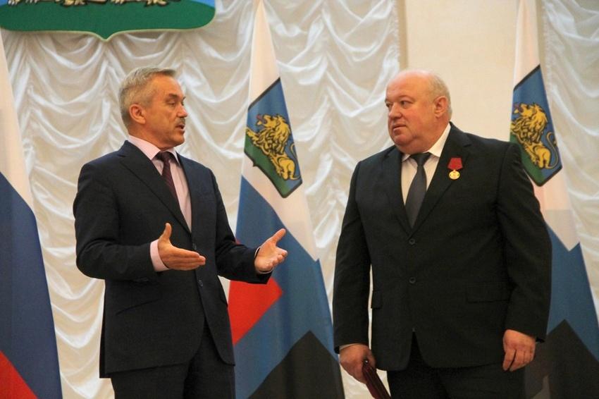 31белгородец получил награды президента иобластного правительства