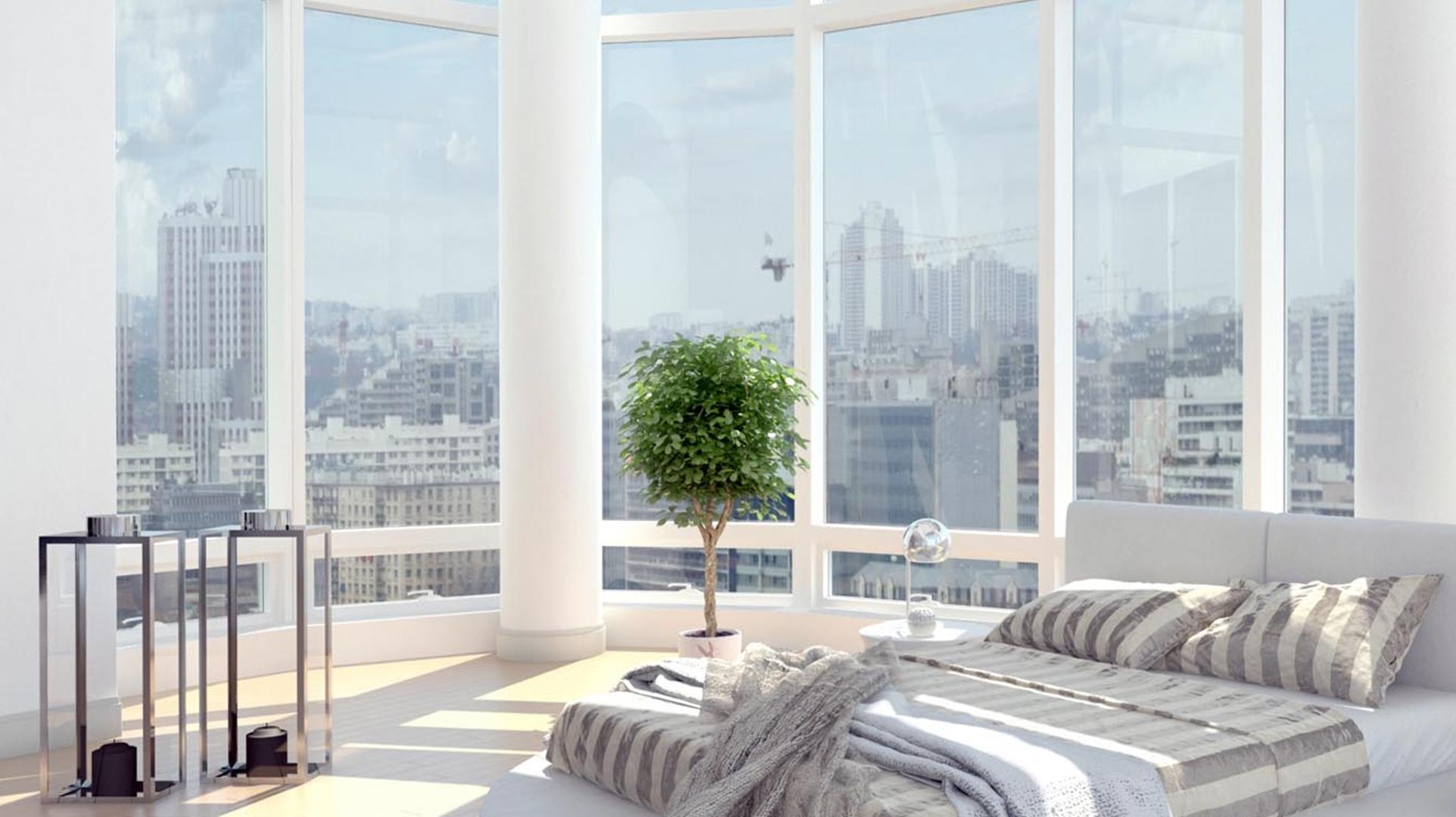 Окно в доме – символ достатка и открытости