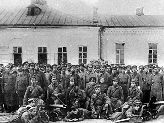 Иностранный легион. Какполяки помогали делать революцию вБелгороде