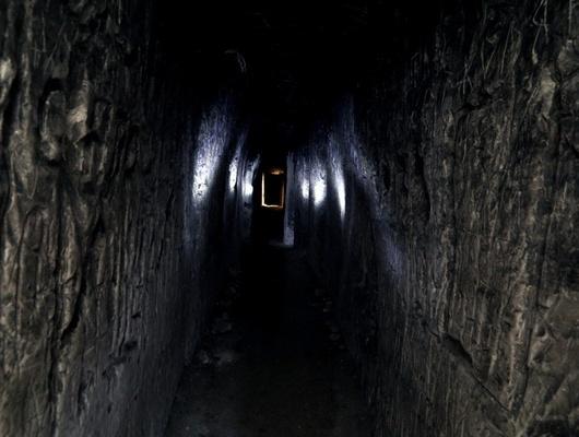 Храм вмеловой горе. Неразгаданная тайна Шмарненской пещеры