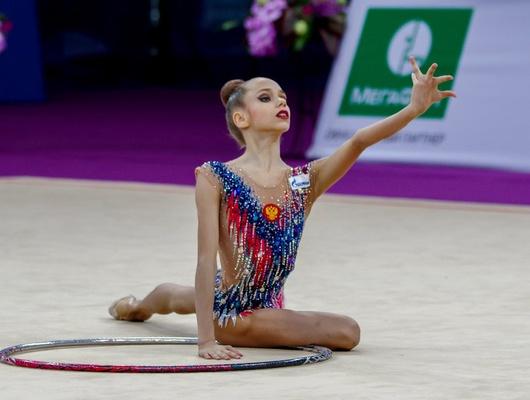 15-летняя гимнастка изБелгорода стала мастером спорта международного класса