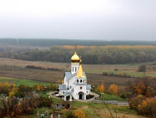 Крестный ход Никиты Бычкова. Какхолковский крестьянин прорубался кпокаянию сквозь меловую гору