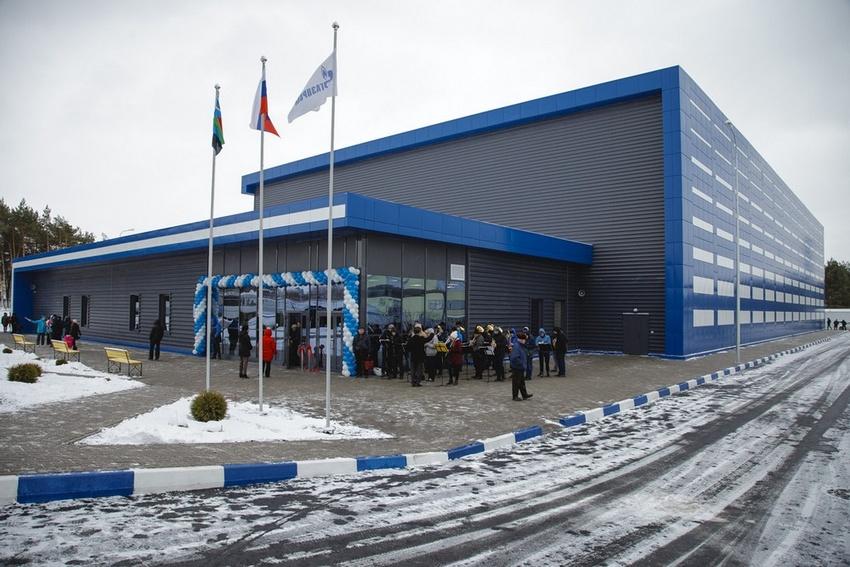 ВЧернянке открыли ледовую арену «Айсберг»