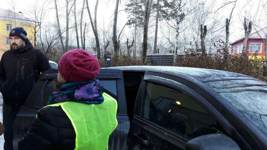 Первоуральские мамы и папы проконтролируют правила перевозки детей в автомобилях