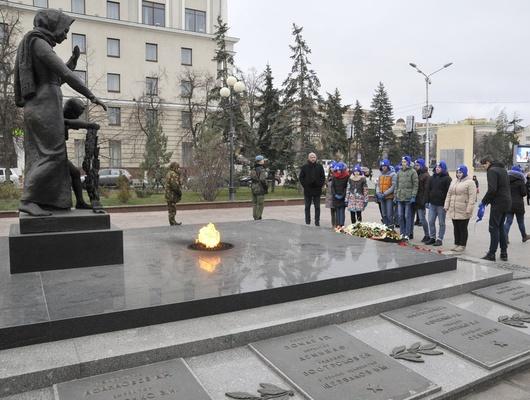 Белгород принял автопробег погородам-героям игородам воинской славы