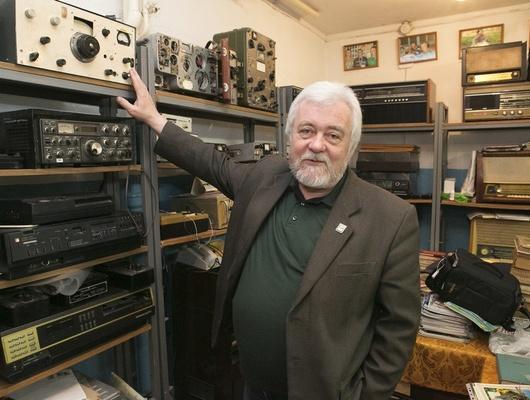 Звучащая история. Очём рассказывает коллекция советской радиотехники
