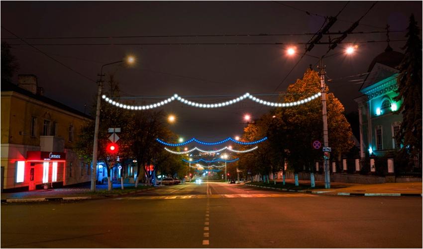 Концепция оформления Белгорода кНовому году принципиально неизменится