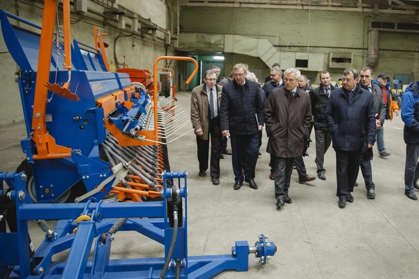 Натерритории белгородского завода «Ритм» предложили сделать промпарк