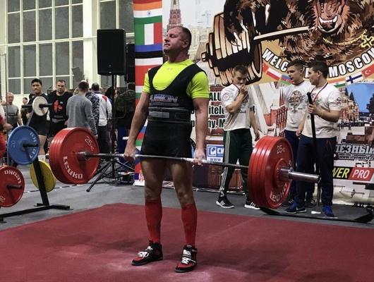 Белгородский пауэрлифтер выиграл чемпионат мира
