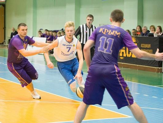Белгородские баскетболисты сохранили восьмое место вСтуденческой лиге ВТБ