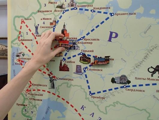Назад в СССР. В Белгородском художественном музее заработала машина времени