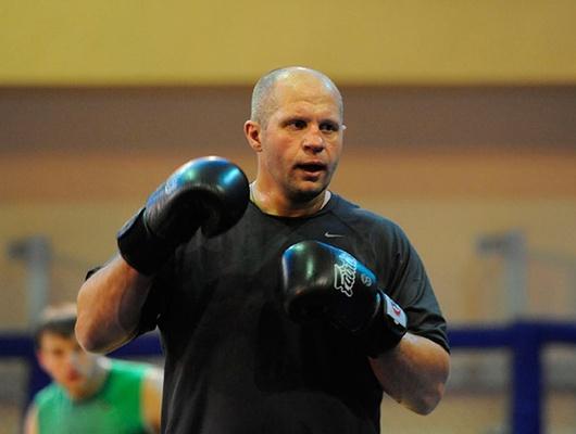 Следующим соперником Фёдора Емельяненко станет бывший чемпион UFC