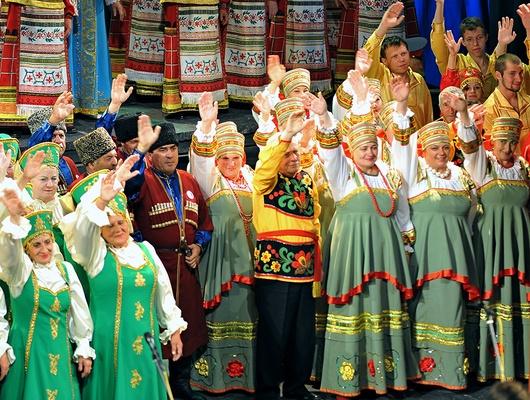 Поединки хоров соберут вБелгороде 24 ансамбля совсей России
