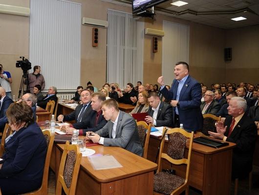 Чтодумают депутаты-старооскольцы оботставке главы округа