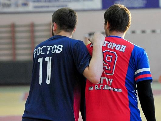 Гандболисты «Технолога-Спартака» вышли влидеры Высшей лиги чемпионата России