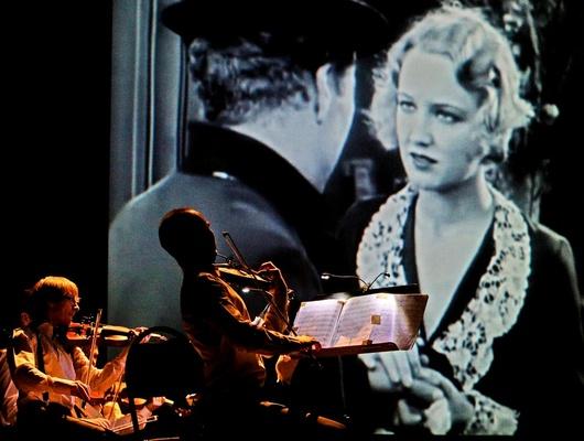 Вбелгородской филармонии покажут «Золотую лихорадку» Чарли Чаплина